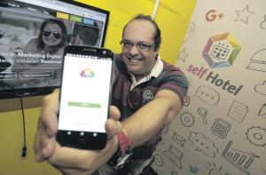 Canella é sócio da SelfHotel, plataforma que busca soluções para os hotéis elevarem as vendas